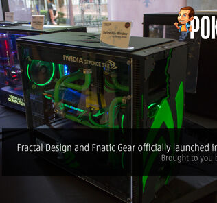 Fractal Design and Fnatic Gear officially launched in Malaysia — Brought to you by SunCycle 27