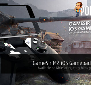 GameSir M2 Gamepad for iOS — Available on Kickstarter, early birds get 50% off! 26