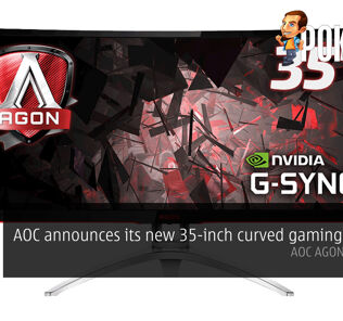 AOC announces its new 35-inch curved gaming monitor — AOC AGON AG352UCG 24