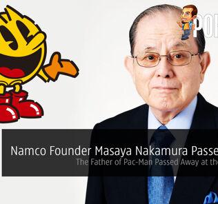 Masaya Nakamura Namco Pac Man Pac-Man