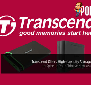 Transcend Offers High-capacity Storage Solutions — to Spice up Your Chinese New Year Gathering 24