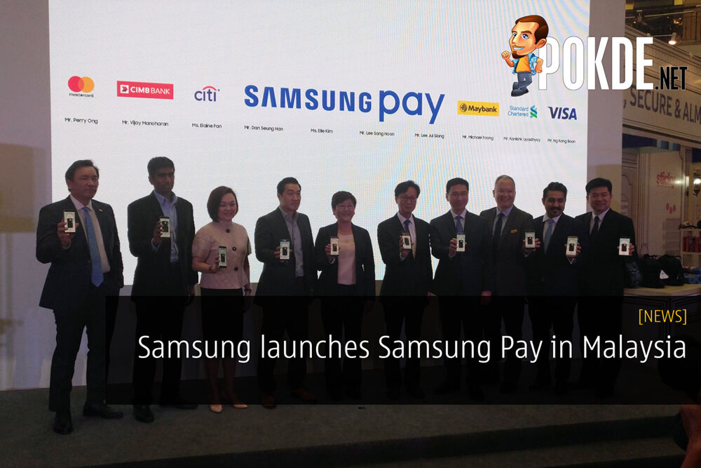 Samsung launches Samsung Pay in Malaysia 18