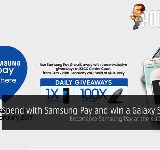 Use Samsung Pay and win a Samsung Galaxy S7 Edge! 25