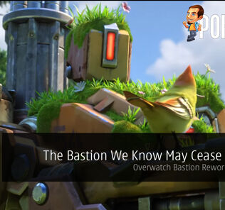 Overwatch Bastion Rework PTR, Update