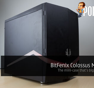 BitFenix Colossus Mini-ITX review — The mini-case that's big on storage 25