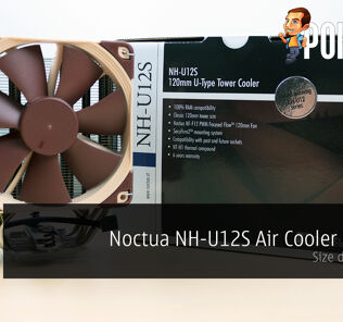 Noctua NH-U12S 120mm Air Cooler Review — Size does matter 55