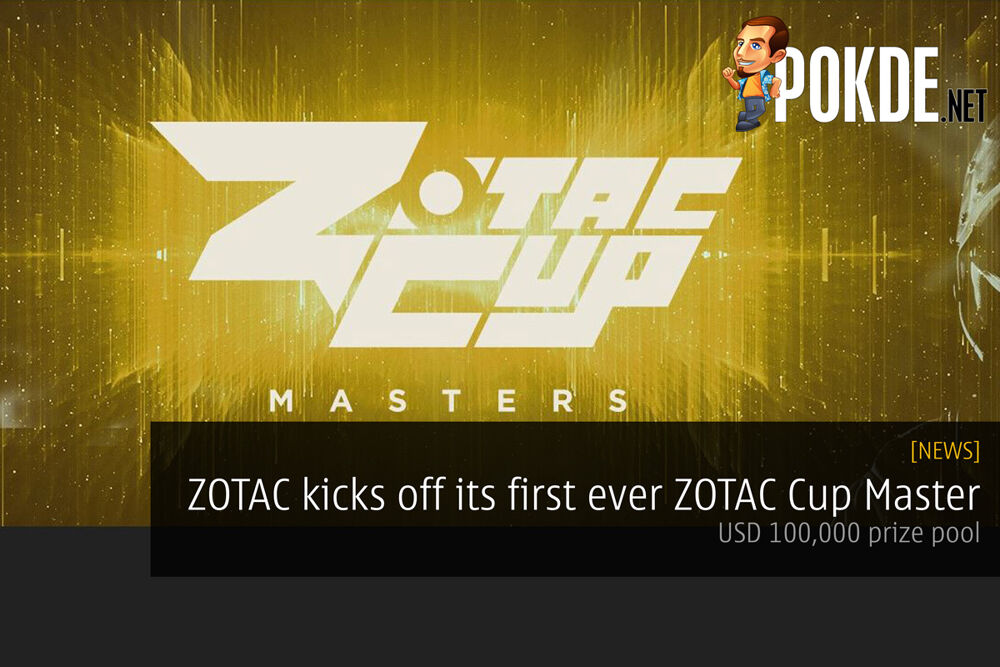 zotac cup master