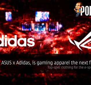 ASUS x Adidas, is gaming apparel the next frontier? 29