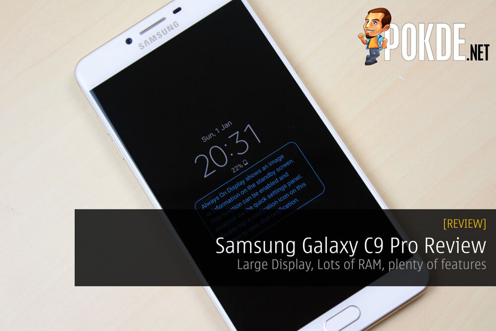 Samsung Galaxy C9 Pro Review - Largely Capable! 23