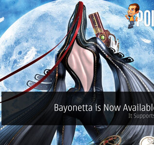 Bayonetta PC 4K 60 FPS