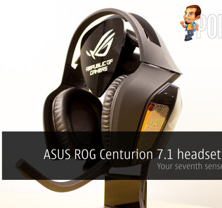 ASUS ROG Centurion 7.1 headset review - Your seventh sense activated! 48