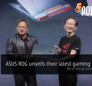 ASUS Republic of Gamers unveils their latest gaming line-up at Computex 2017 17