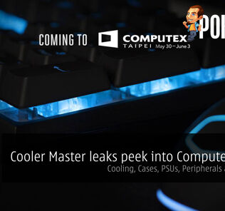 Cooler Master leaks a peek into Computex 2017 20
