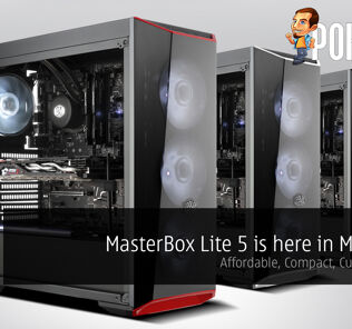 MasterBox Lite 5 is here in Malaysia; affordable, compact, customizable 22