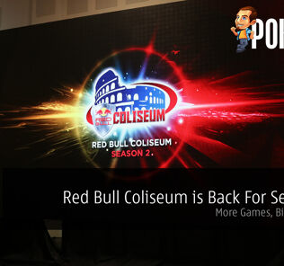 red bull coliseum season 2