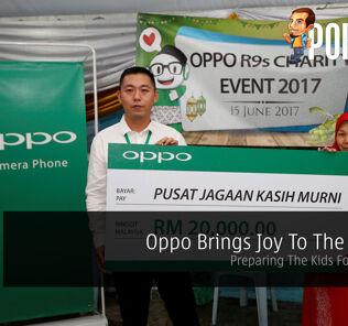 Oppo Brings Joy To The World - Preparing The Kids For Hari Raya 26