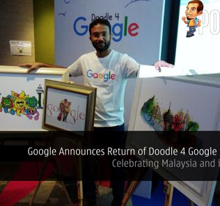 Google Announces Return of Doodle 4 Google in Malaysia - Celebrating Malaysia and its diversity 23