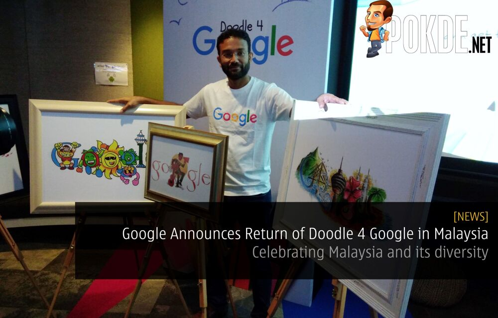 Google Announces Return of Doodle 4 Google in Malaysia - Celebrating Malaysia and its diversity 26