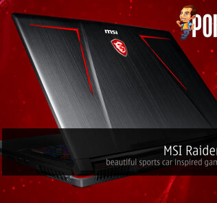 MSI Raider Series are beautiful sports car inspired gaming laptops 31