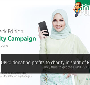OPPO donating profits to charity in spirit of Ramadan - Holy time to get the OPPO R9s Black Edition 23
