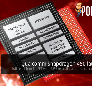 Qualcomm Snapdragon 450 launched; built on 14nm FinFET for 25% overall performance improvement 32