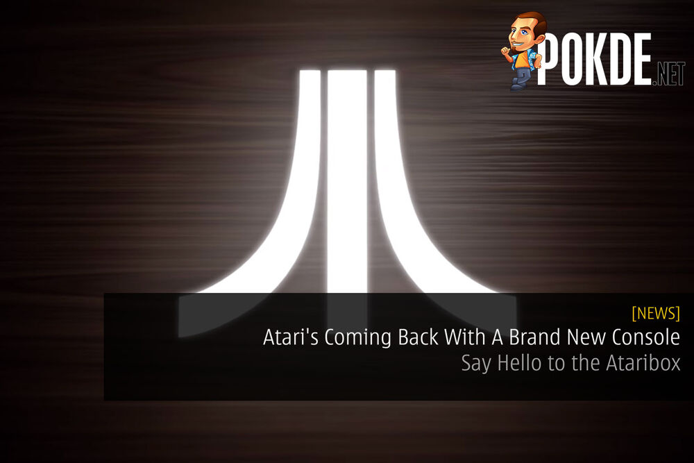 Atari's Coming Back With A Brand New Console - Say Hello to the Ataribox 21