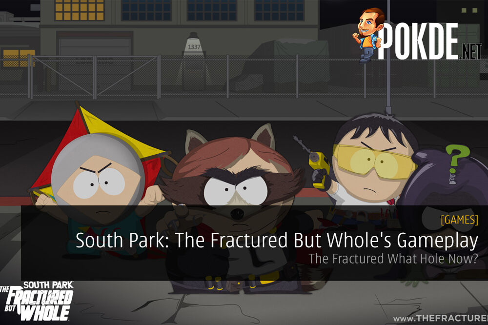 south park the fractured but whole e3 2017 ubisoft
