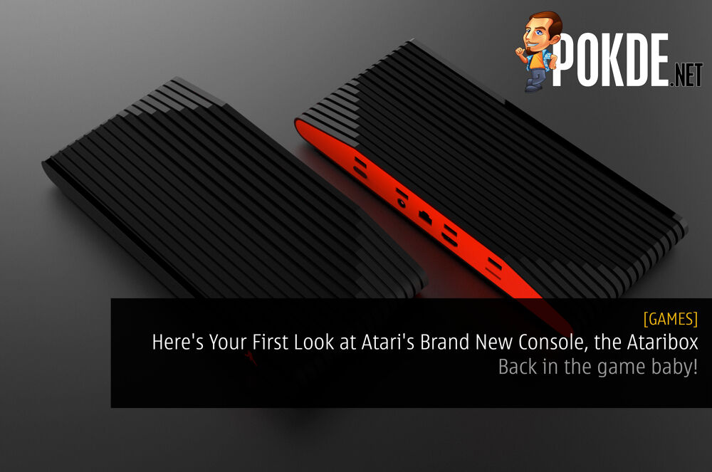 Here's Your First Look at Atari's Brand New Console, the Ataribox - Back in the game baby! 22