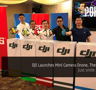 DJI Launches Mini Camera Drone, The DJI Spark - Just smile and wave 29