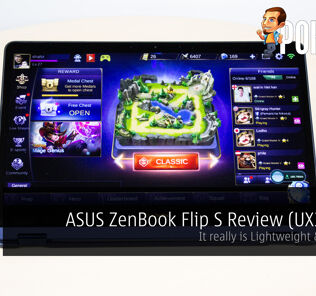 ASUS ZenBook Flip S Review (UX370UA); It really is Lightweight & Limitless! 25