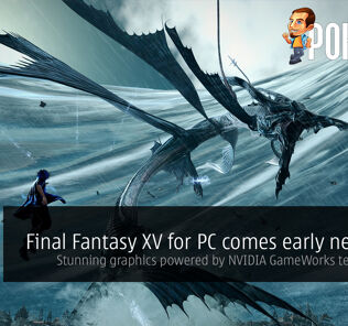 Final Fantasy XV for PC comes early next year; stunning graphics powered by NVIDIA GameWorks technologies 24