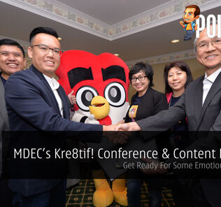 MDEC's Kre8tif! Conference & Content Festival - Get Ready For Some Emotion In Motion 18
