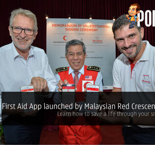 First Aid App launched by Malaysian Red Crescent Society; learn how to save a life through your smart device 36