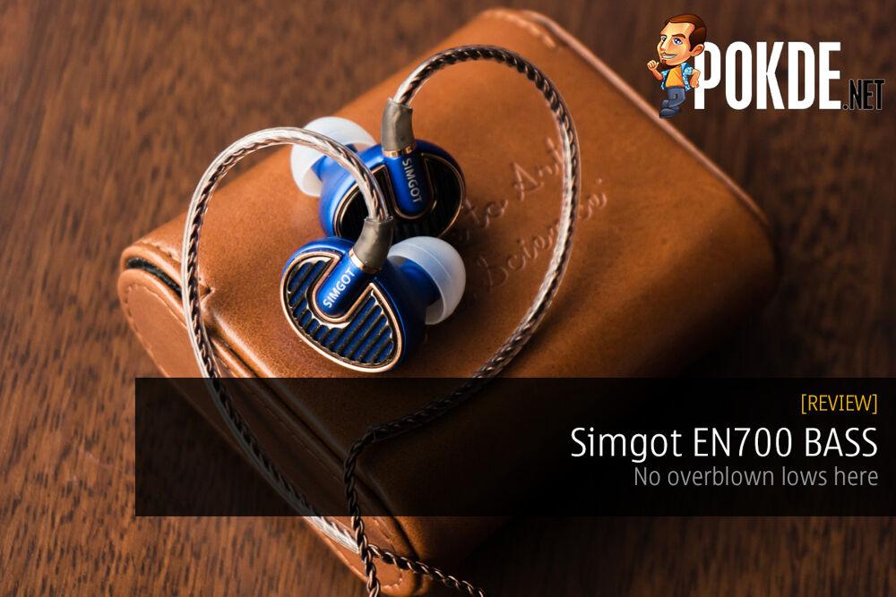 Simgot EN700 Bass IEM review; no overblown lows here 20
