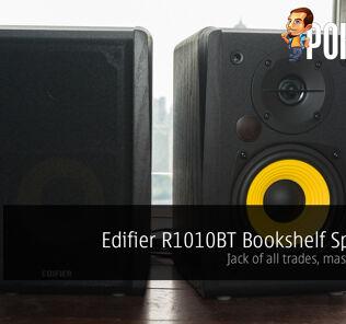 Edifier R1010BT bookshelf speaker review; Jack of all trades, master of none 42