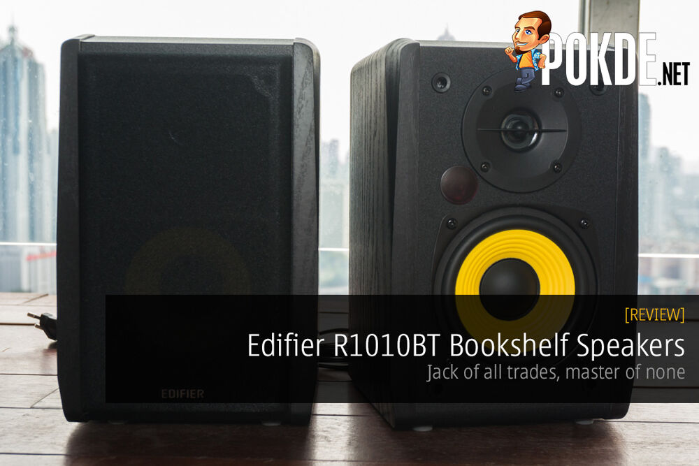 Edifier R1010BT bookshelf speaker review; Jack of all trades, master of none 28