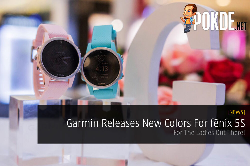 Garmin Releases New Color Variants For fēnix 5S - For The Ladies Out There 20
