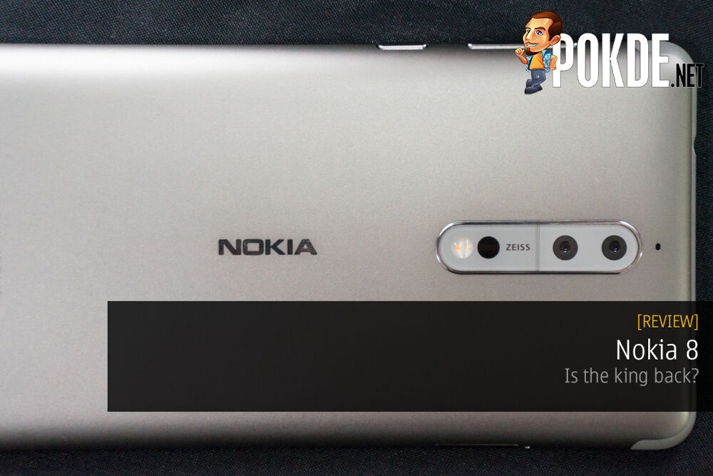 Nokia 8 review; is the king back? 21