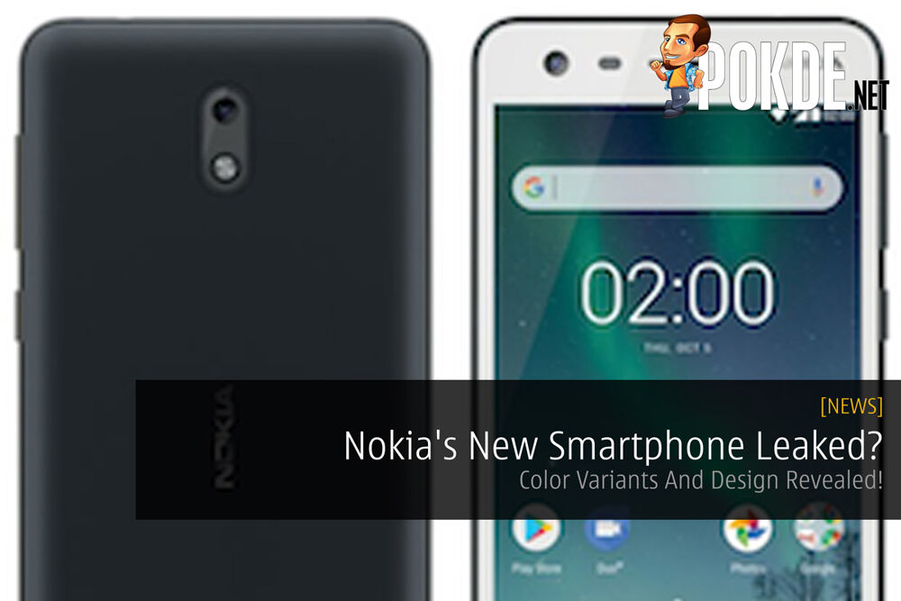 Nokia's New Smartphone Leaked? Color Variants And Design Revealed 19
