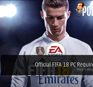 Official FIFA 18 PC Requirements - Here's What You Need 33
