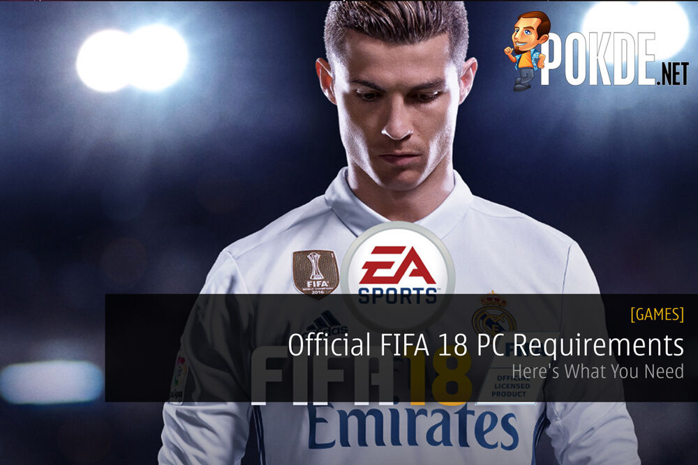 Official FIFA 18 PC Requirements - Here's What You Need 30