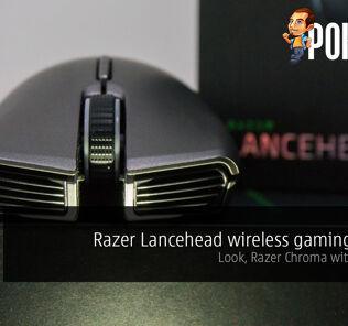 Razer Lancehead wireless gaming mouse review 23