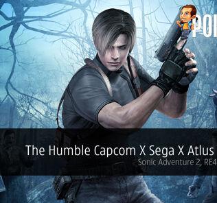Humble Capcom X Sega X Atlus Bundle