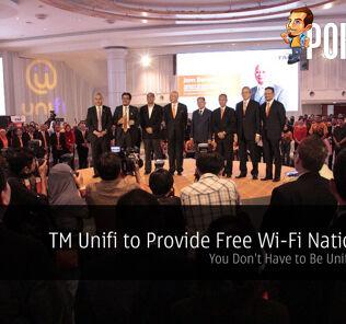 TM Unifi wifi@unifi i-foundit app