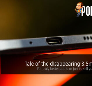 Tale of the disappearing 3.5mm jack; for truly better audio or just to sell you dongles? 42