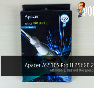 "Apacer AS510S Pro II 256GB 2.5"" SSD review 23"