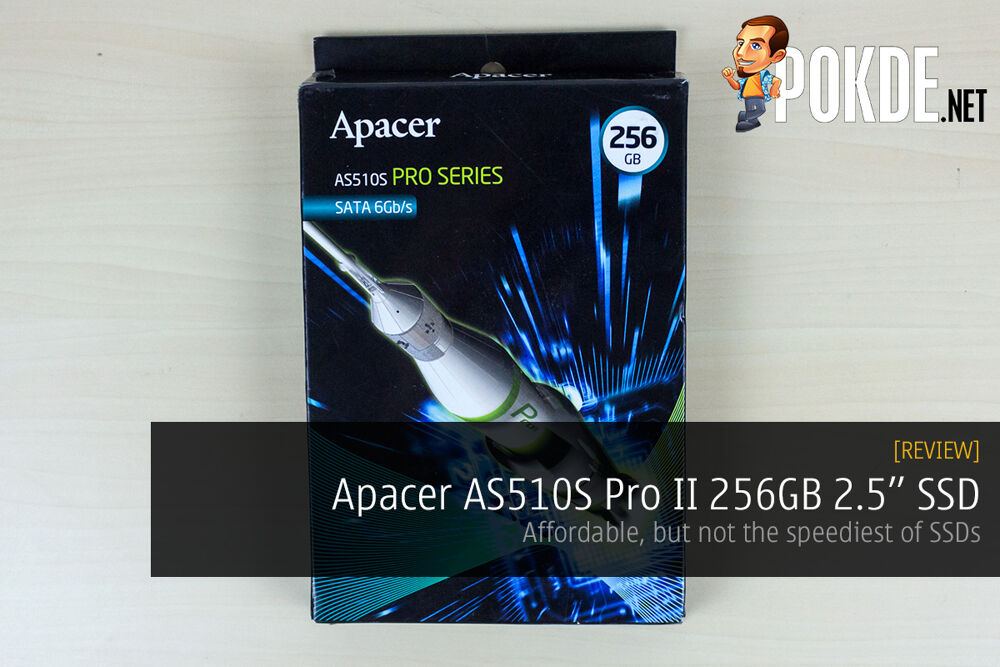 """Apacer AS510S Pro II 256GB 2.5"""" SSD review 18"""