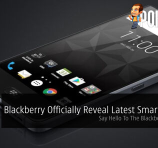 Blackberry Officially Reveal Latest Smartphone - Say Hello To The Blackberry Motion 25