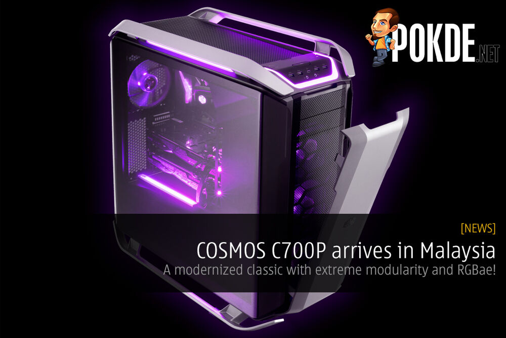 COSMOS C700P arrives in Malaysia; a modernized classic for RM1349! 32