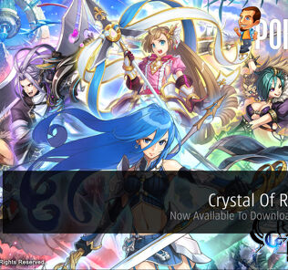 Crystal Of Reunion ; Now Available To Download For Free! 26